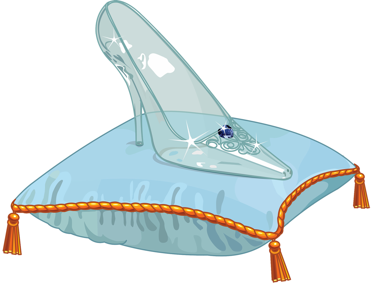 clipart free library Cinderella Shoe Clipart
