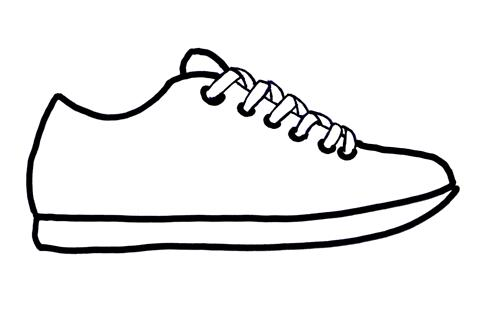 vector free download Collection of free download. Shoe clipart