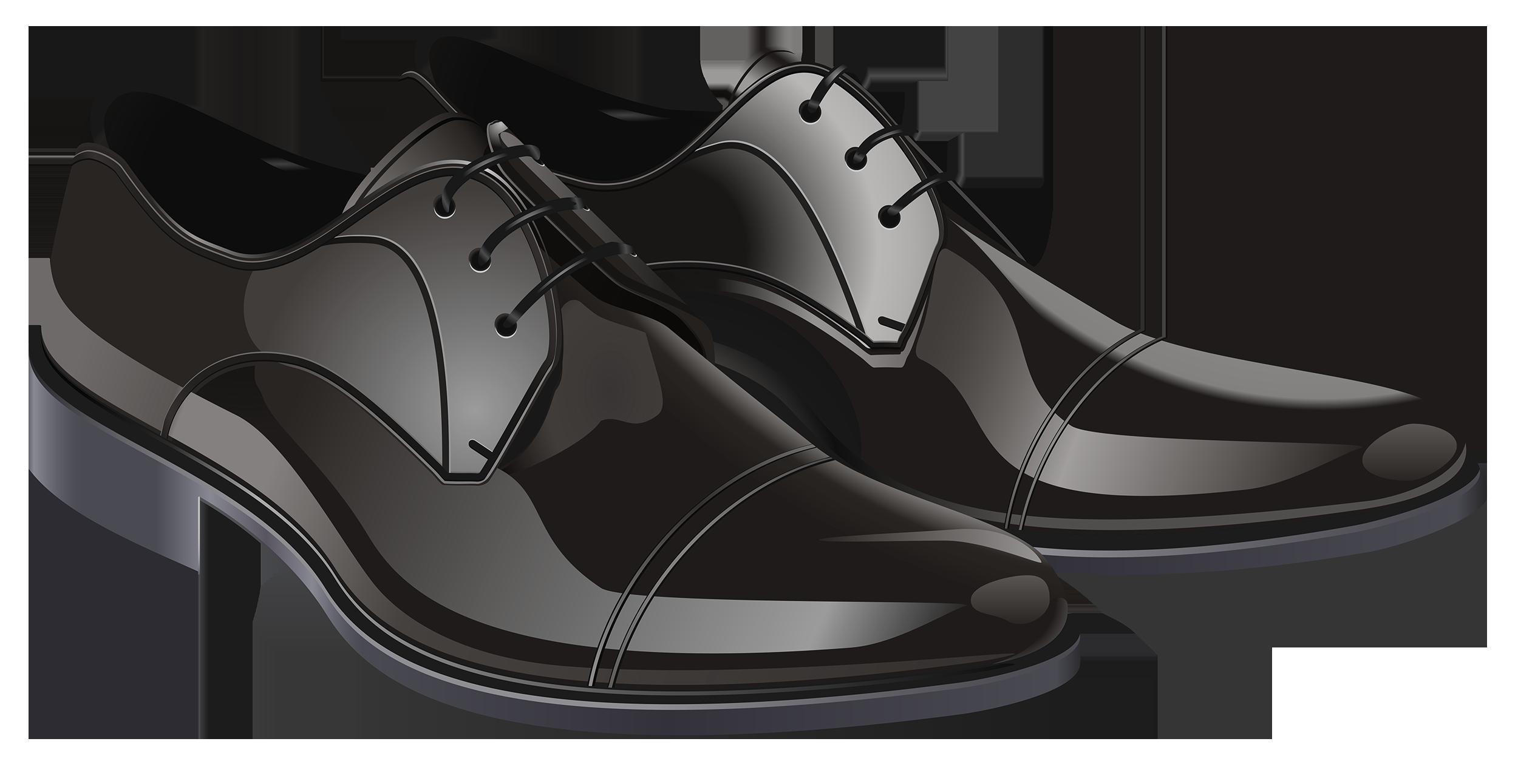 jpg freeuse stock Black Elegant Men Shoes PNG Clipart