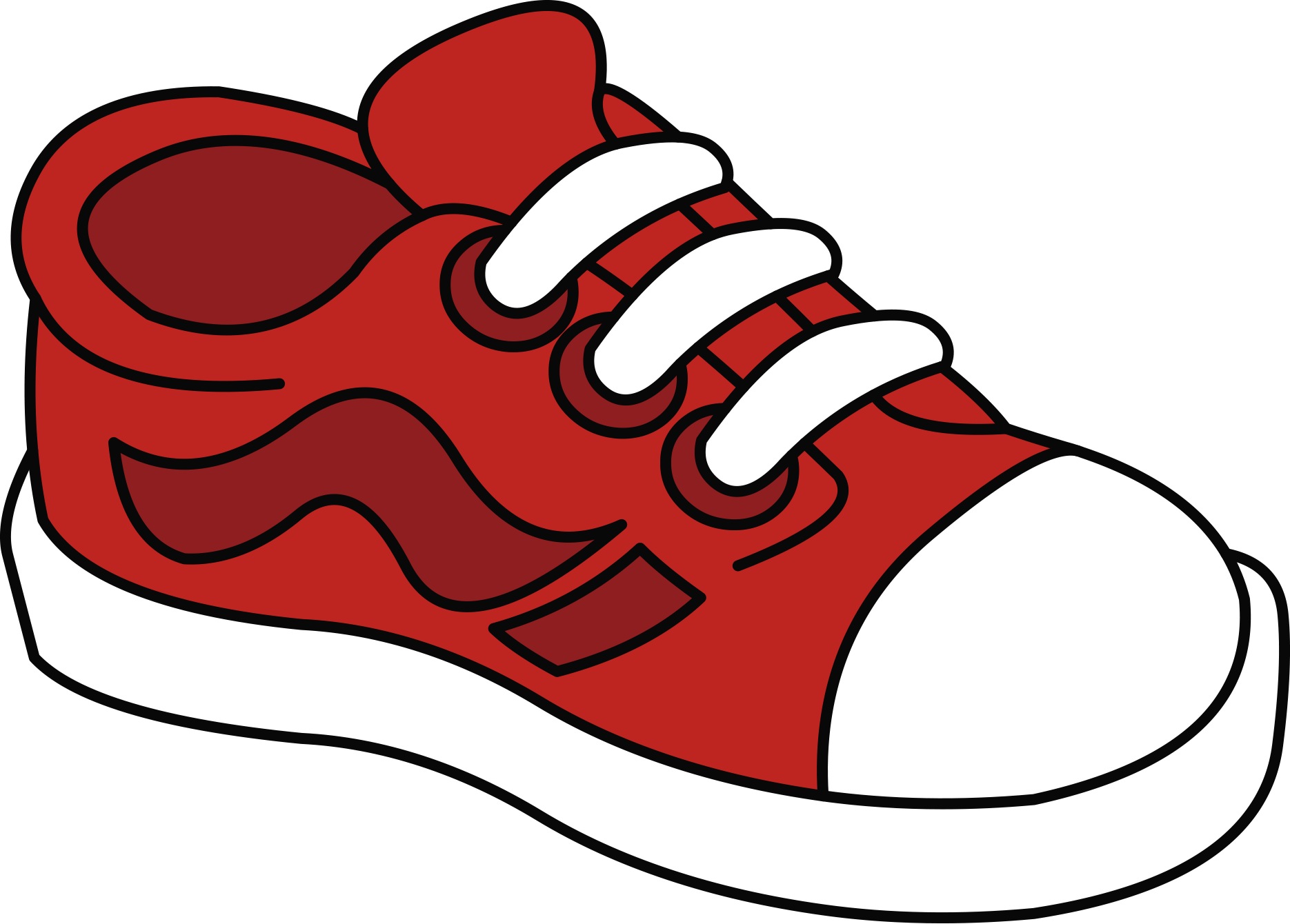 free library sneakers clipart sock hop #83500778