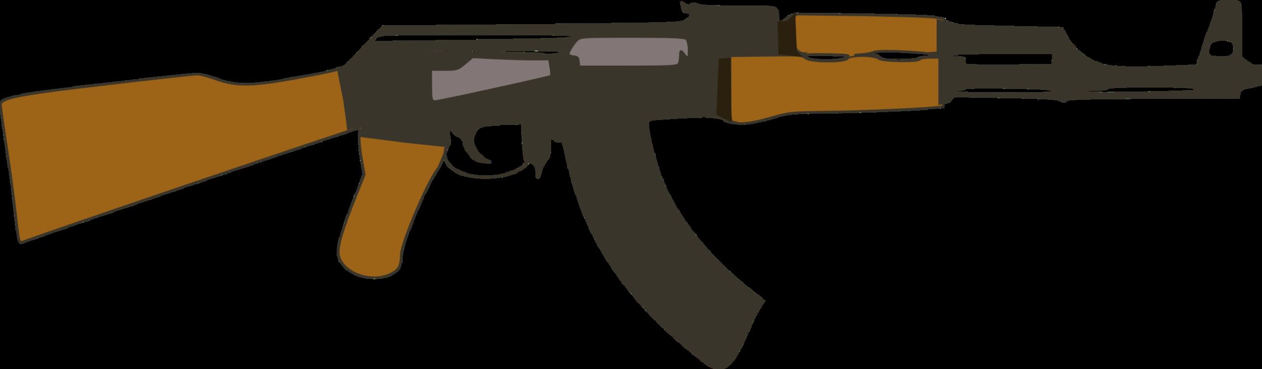 image black and white guns vector pdf #113369132