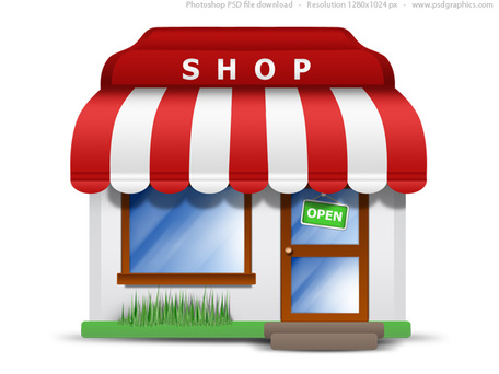 banner free library Shop clipart. Free shops cliparts download