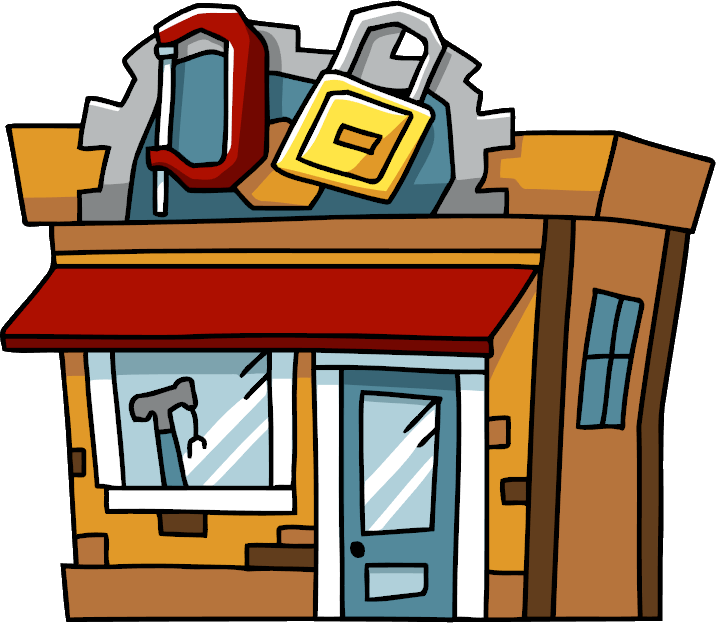 jpg library stock  collection of hardware. Clipart supermarket