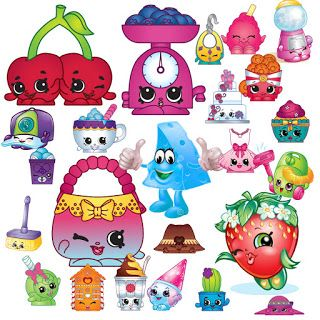 vector free library Shopkins clipart. Free you can download.