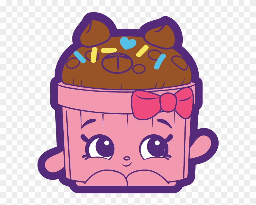 image free stock Cookie sue flay a. Shopkins clipart.