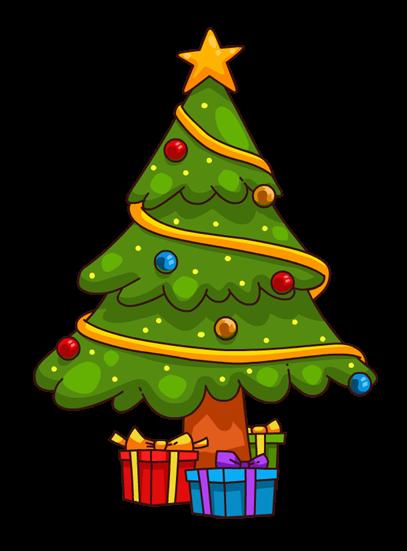 graphic freeuse stock Christmas tree