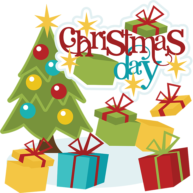 clipart black and white stock Free Christmas Shoppers Cliparts