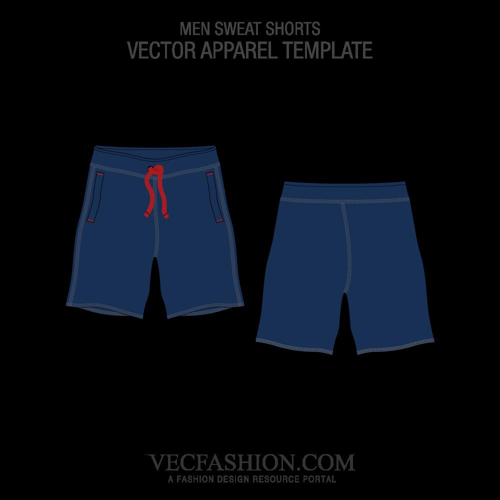 vector free download Underwear vector woman. Sportswear page vecfashion blue