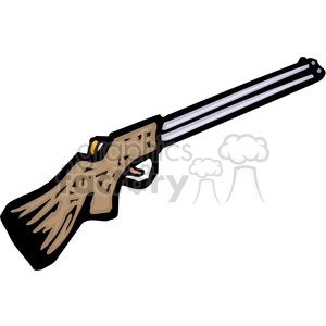 picture freeuse library Royalty free . Shotgun clipart.