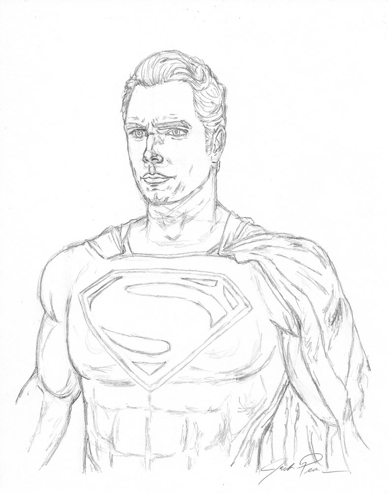 graphic transparent download  easy steps that. Drawing superman beginner