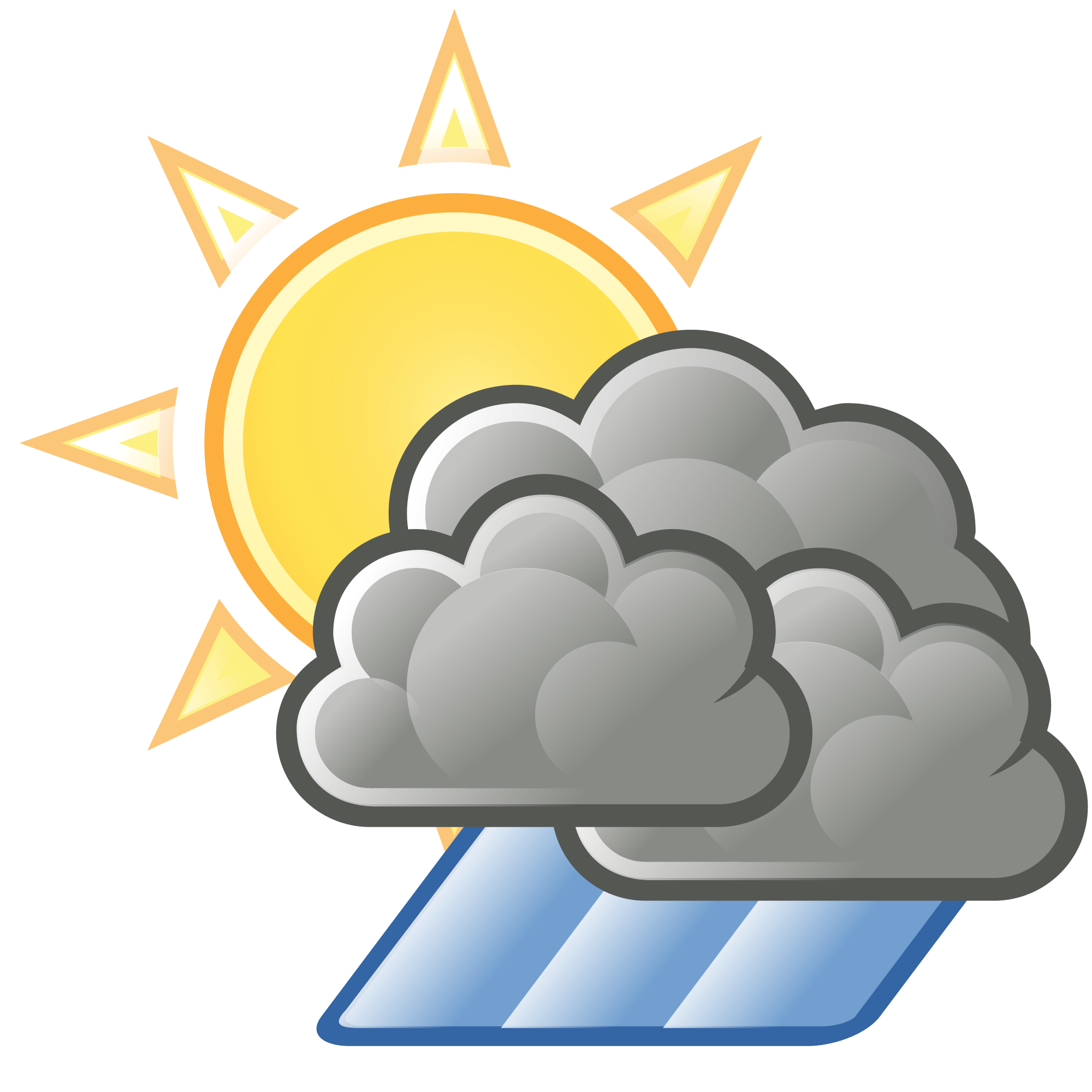 clip black and white Showering clipart bad weather. File sun clouds hard