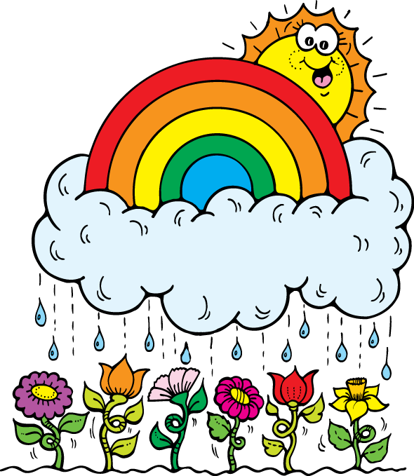 png freeuse stock Free Spring Showers Cliparts