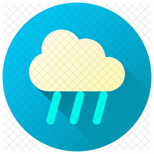 graphic library library Showering clipart bad weather. Heavy showers icon seasons