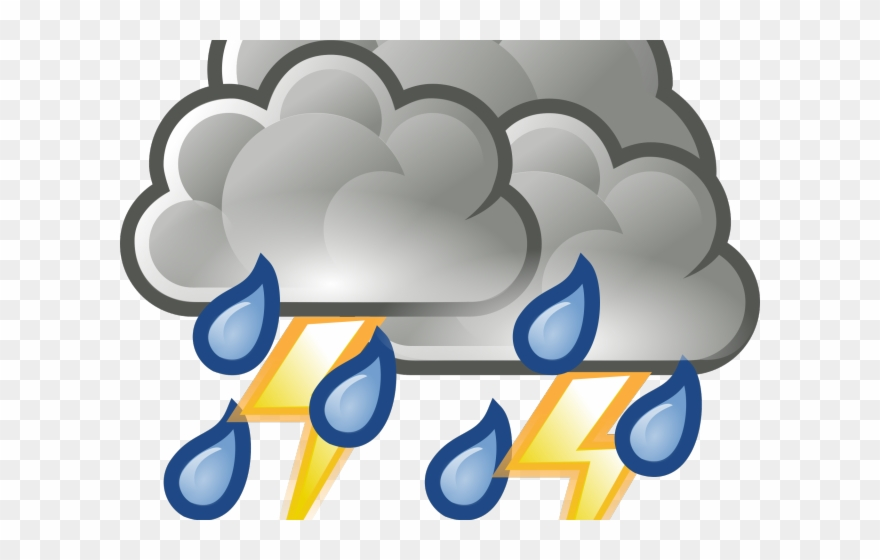 picture library stock Showering clipart bad weather. Hurricane thunderstorm showers png