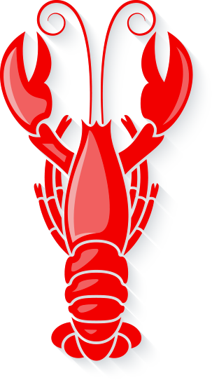 picture free library Buy maine live lobsters. Shrimp clipart shrimp boil.