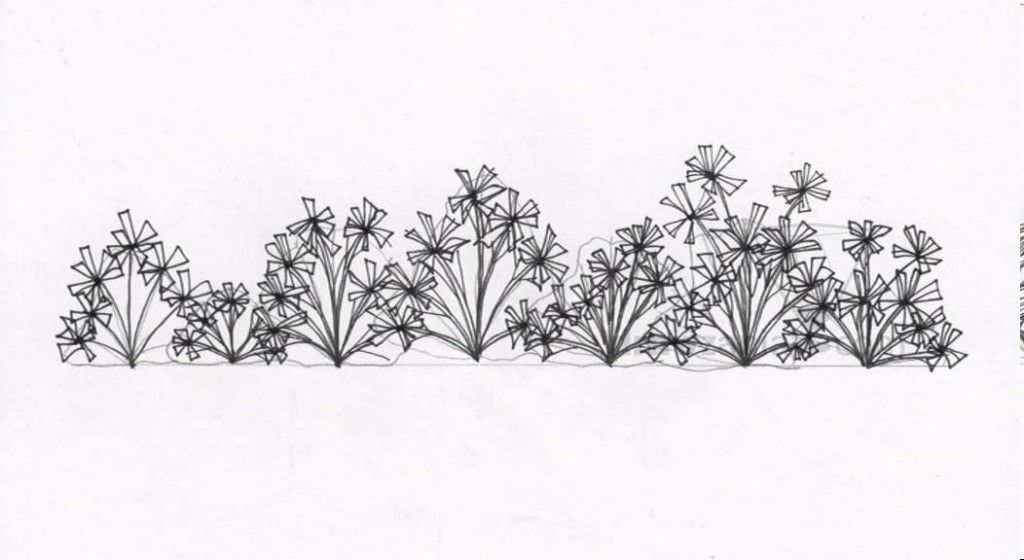 image transparent Tutorial google search how. Shrub drawing