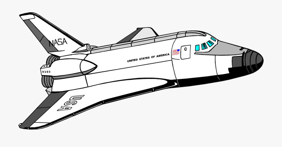clip freeuse Space free cliparts on. Shuttle clipart.