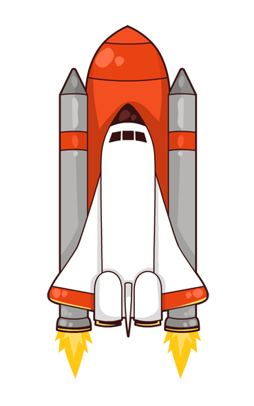 clipart download space shuttle clip art free space shuttle clipart letters format