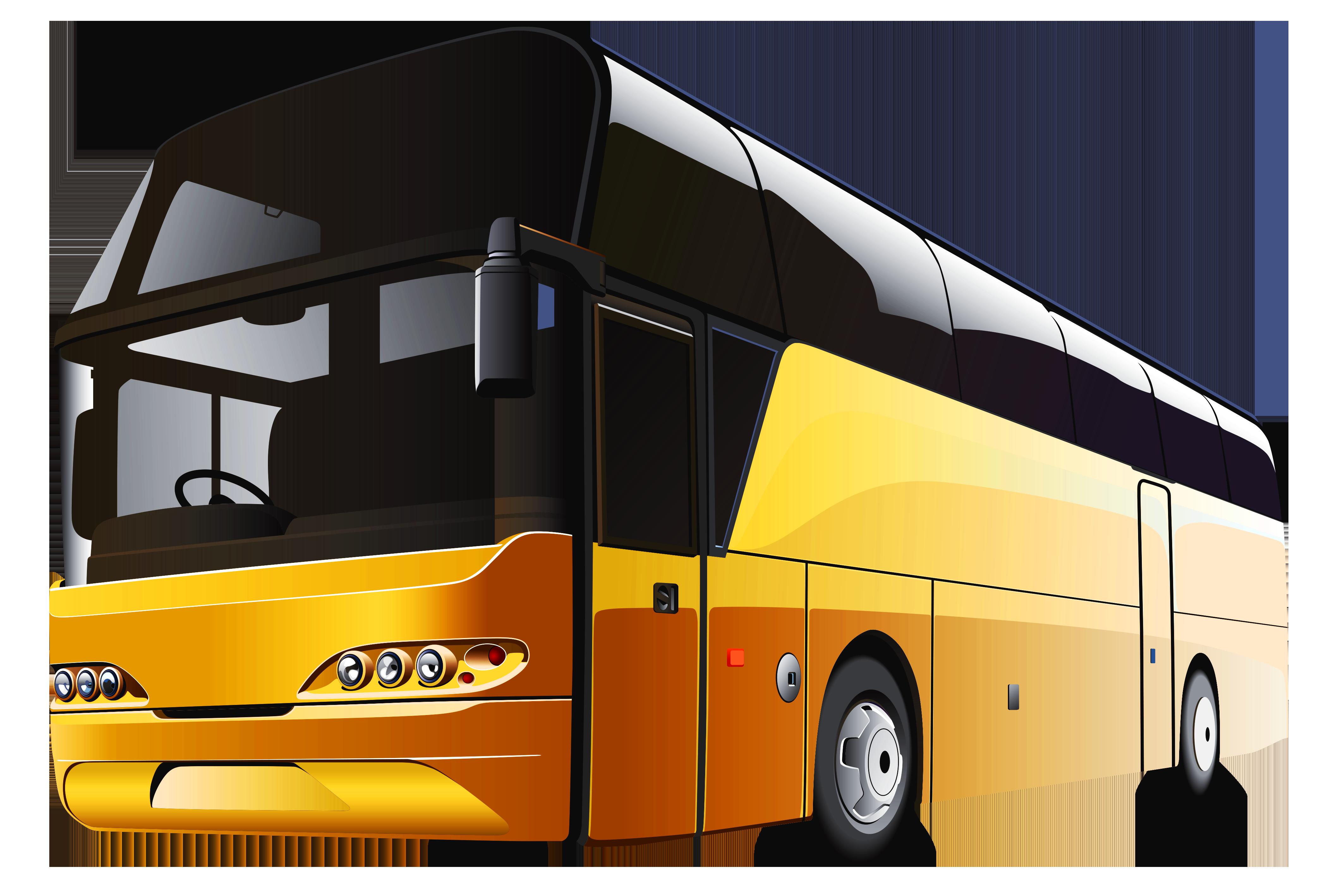 vector free download Bus PNG Transparent Bus