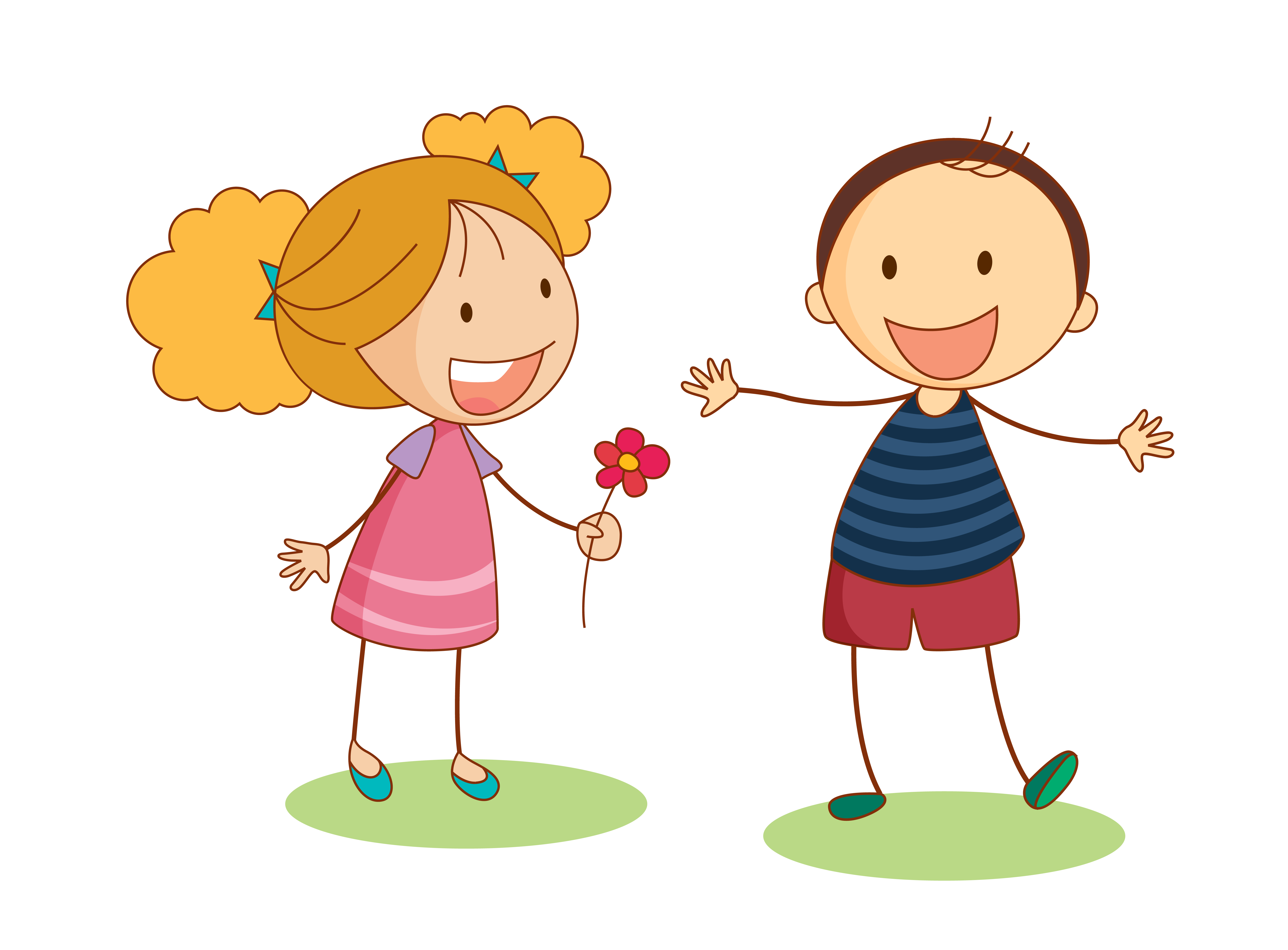 clip freeuse Boy And Girl Kissing Clipart at GetDrawings