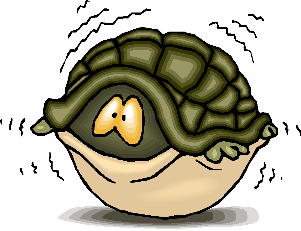 png freeuse download shy turtle clipart #67399926