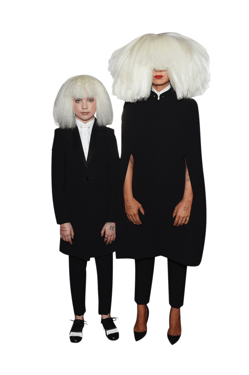 freeuse library And maddie ziegler png. Sia transparent