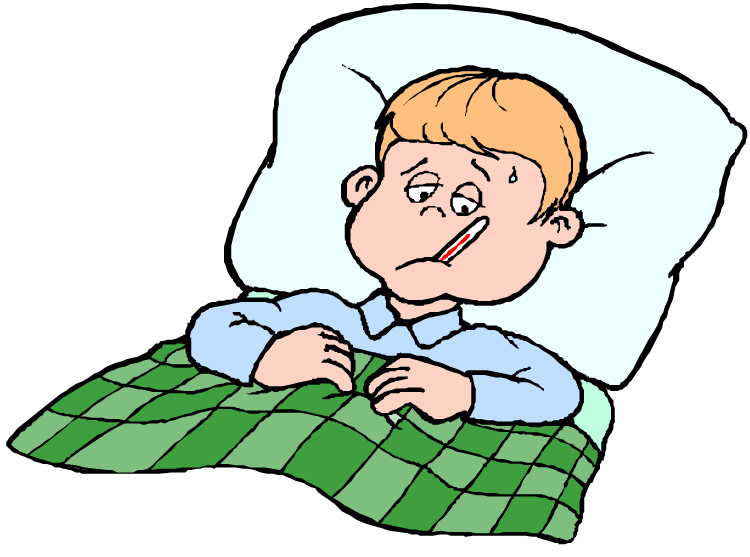 jpg freeuse stock Sick clipart. Free being cliparts download