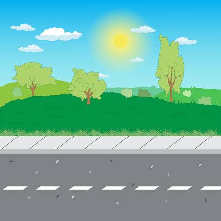graphic transparent Road x free clip. Sidewalk clipart.