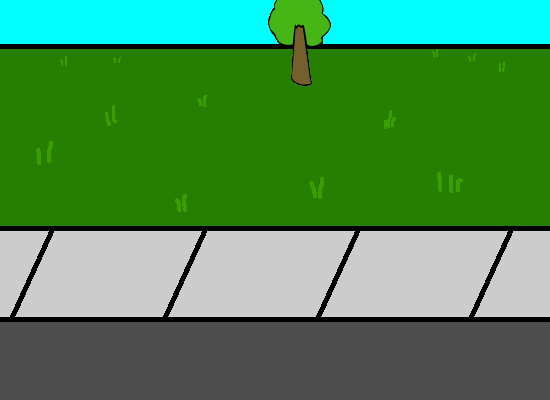 jpg royalty free library Free cliparts download clip. Sidewalk clipart.