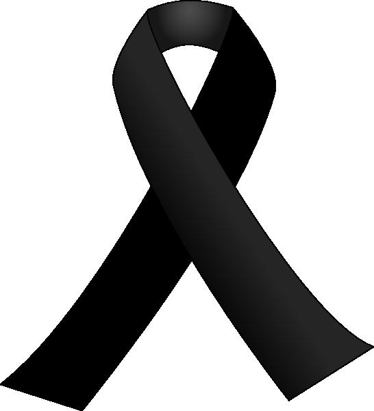 banner free library Black clip art at. Sign clipart ribbon.