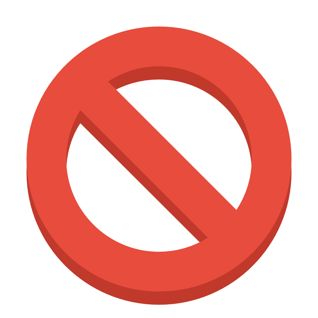 vector royalty free  sign for free. Banned transparent symbol png