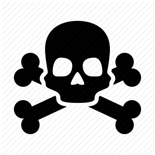 svg transparent stock transparent symbols death #106771579
