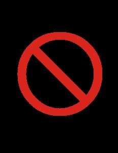 clip transparent library Px Prohibition Sign
