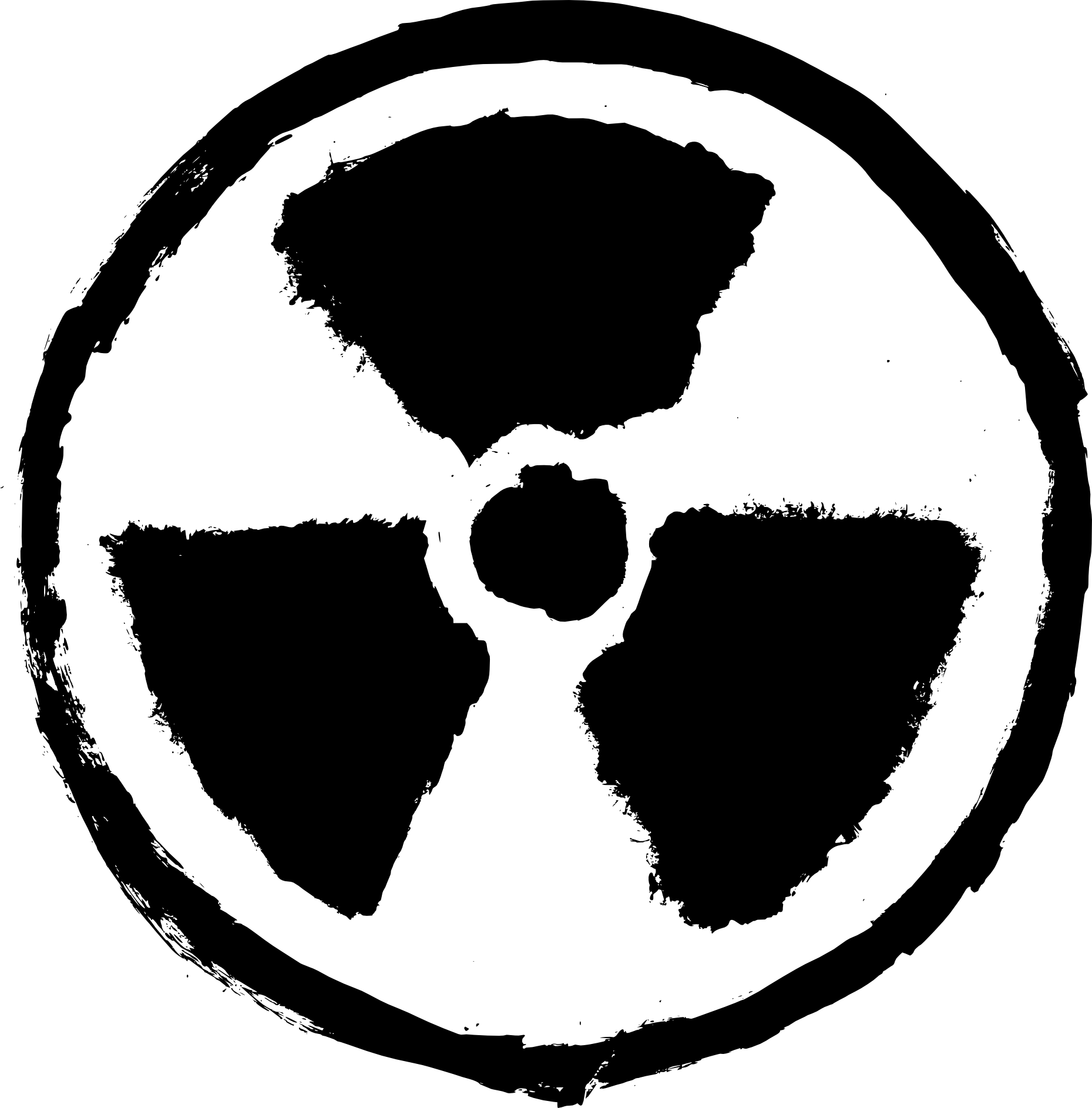 freeuse stock transparent symbols radioactive #106754532