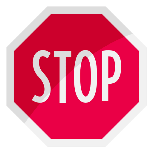 clip library library Stop sign