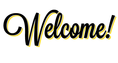 clip art freeuse Old School Welcome Sign transparent PNG