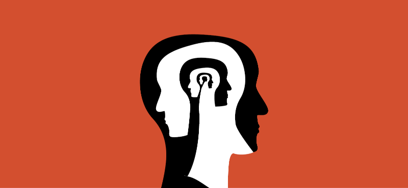clip free stock Silent clipart anxious person. Mental health in female.