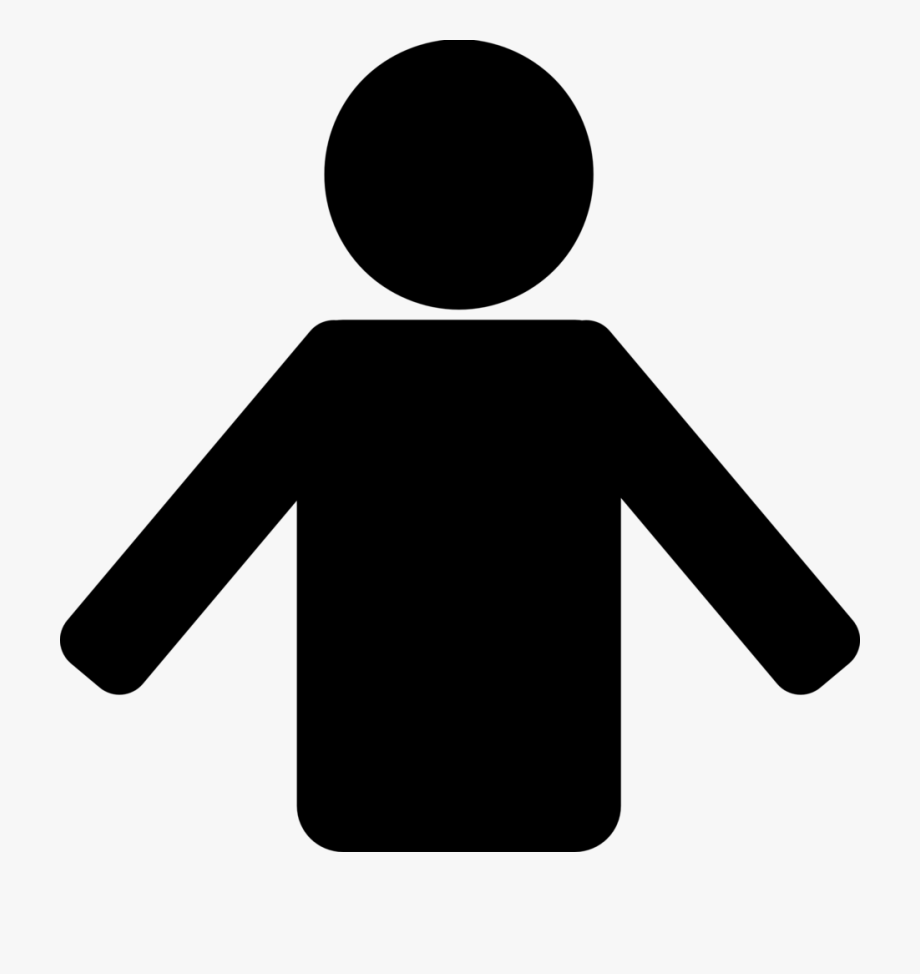 banner freeuse library Free of a person. Silhouette clipart.