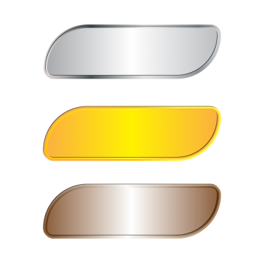 clip art freeuse library Metal Banner Png