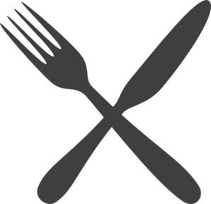png black and white Download SILVERWARE Free PNG transparent image and clipart