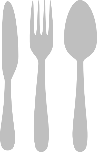 png download Silver Cutlery Clip Art at Clker