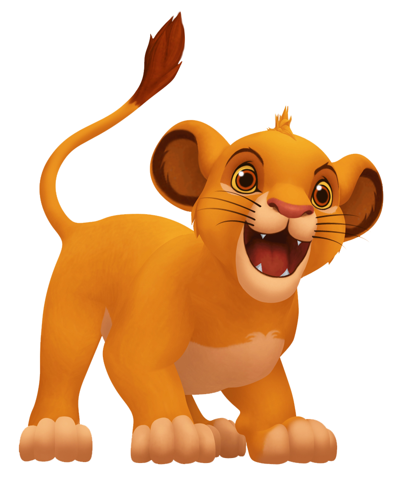 jpg royalty free download Simba Cartoon PNG Picture