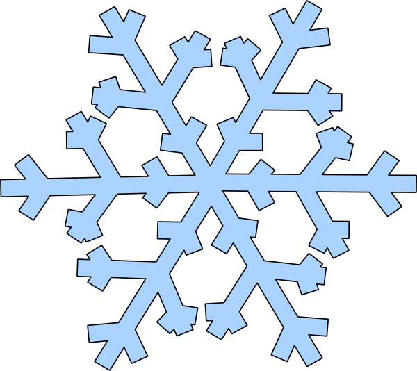jpg freeuse snowflake images clipart #65060126
