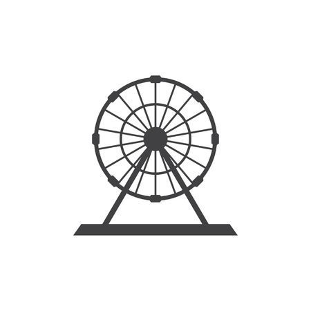 clipart freeuse stock Pin on tattoos and. Simple ferris wheel clipart