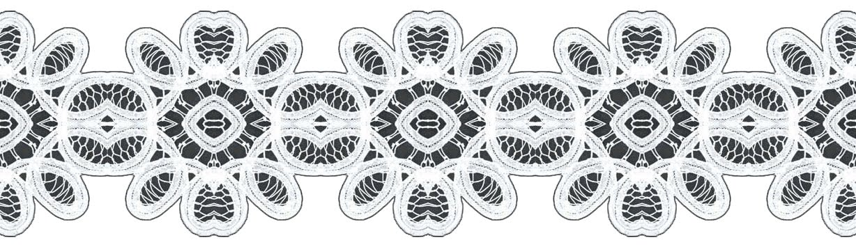 png black and white stock Clip art library . Simple lace patterns clipart.