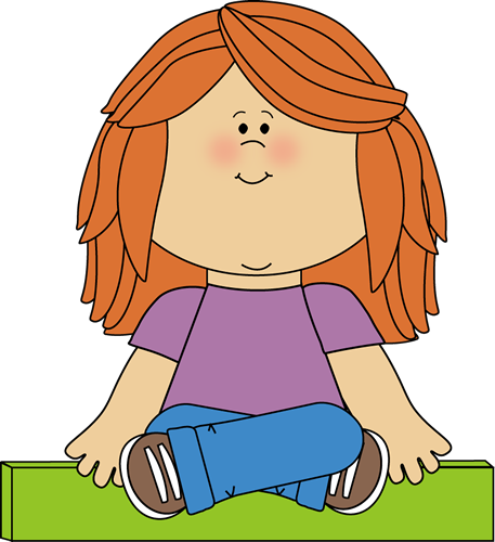 transparent stock Kids sitting clipart.  collection of sit