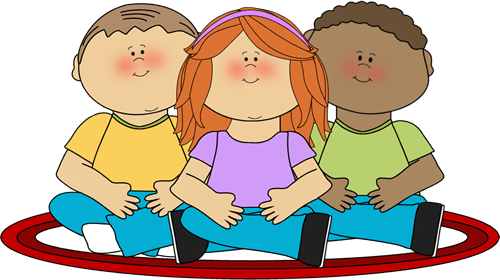 png transparent library Classroom students clipart. Kids sitting on school