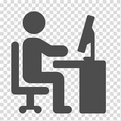 royalty free download Sitting clipart symbol. Illustration of person on
