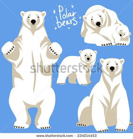 jpg transparent library Sitting polar bear clipart. Bears google search birthday