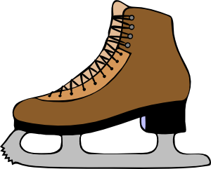 clip freeuse download Skate Clip Art Free